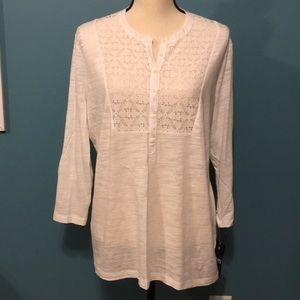 Chaps women's shirt size XL